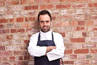 Chef Paolo Masciopinto