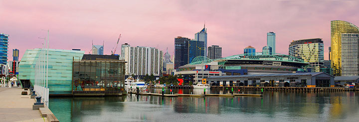 Docklands Restaurants in Melbourne