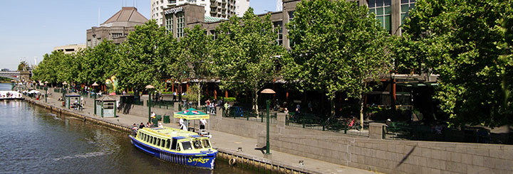 Southbank Restaurants in Melbourne