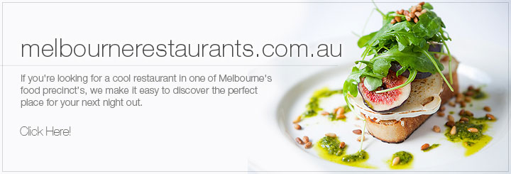 Melbourne Restaurants