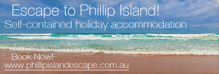 Escape to Phillip Island - Self-contained holiday accommodation