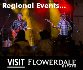 Regional Events, Music and Bands