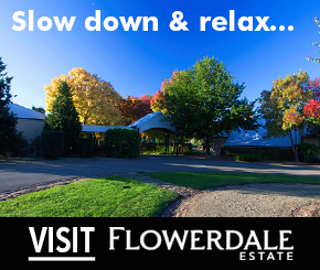 Slow Down and Relax Country Getaway