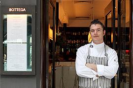 Chef Gabriele Olivieri