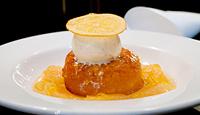 Sticky Mandarin Pudding