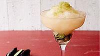 Frozen Finger Lime Margarita