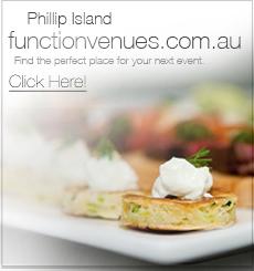 Phillip Island Function Venues