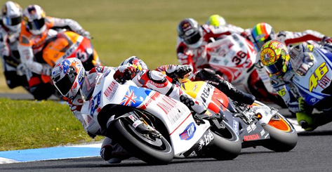 Phillip Island Moto GP