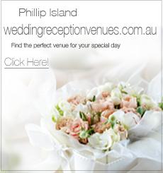 Phillip Island Wedding Reception Venues