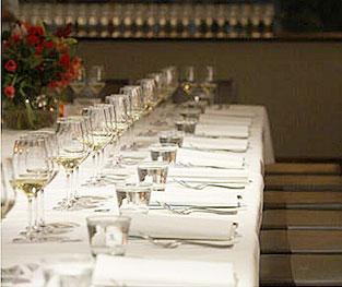 Vibrante restaurant table4u for Table vibrante