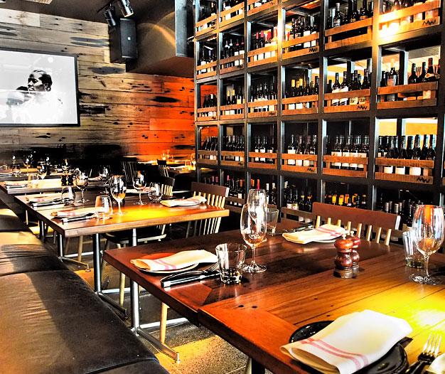 Seafood Restaurant Southbank Melbourne