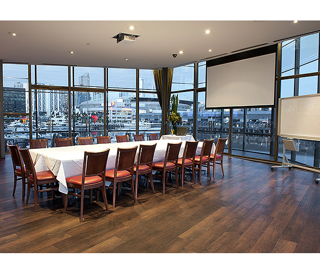 Private dining docklands restaurant guide melbourne for Best private dining rooms in melbourne