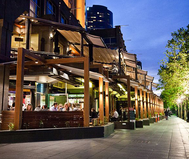 Melbourne Top Restaurants Southbank