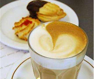 Tutti i Sapori Melbourne Cafes Best Melbourne Cafe Cool Cafes in Melbourne City CBD breakfast Coffee Victoria Australia