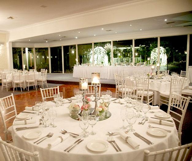 Bram Leigh Receptions Garden Wedding Venue Set In The Dandenongs